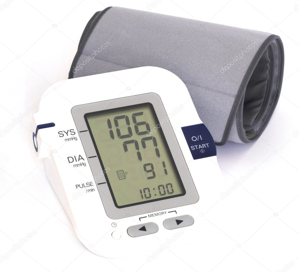 Blood pressure  — Stock Photo #6885015