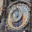 Stockfoto: Ancient watches. Prague.