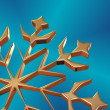 Royalty-Free Stock Photo: Snowflake.
