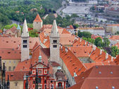 Old city. Prague. — Foto Stock