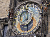 Ancient watches. Prague. — Foto Stock
