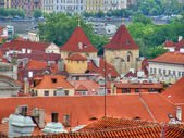 Old city. Prague. — Stockfoto