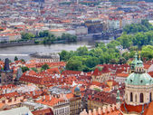 Old city. Prague. — Stock Photo