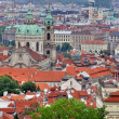 Foto Stock: Old city. Prague.