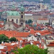 Foto de Stock  : Old city. Prague.