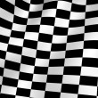 Stock Photo: Checker background.