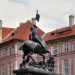 Prague. Czechia — Stockfoto #7827771