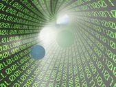 Digital code — Stock Photo