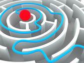 Labyrinth. — Stock Photo