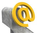 Mailbox. — Stock Photo