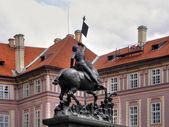 Prag. çek cumhuriyeti. — Stok fotoğraf