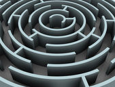 Labyrinth. — Stock Photo
