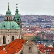 Prague. Czechia — Stock Photo #7830233