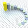 Business statistics - Stockfoto