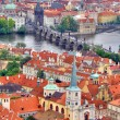 Prague. Czechia — Stockfoto #7836434