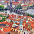 Prague. Czechia — Stock Photo #7836434