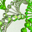 Gene in DNA - Stock Photo