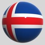 Islandia — Zdjęcie stockowe #7837824