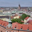 Krakow. An ancient part of city. — Stock Photo