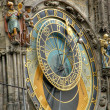 Ancient watches. Prague. — Stock Photo #7838535