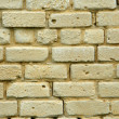 Old bricklaying — Stock Photo