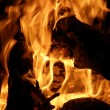 Flames or fire - Stockfoto