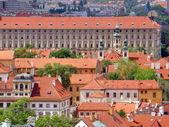 Prag. tjeckien. — Stockfoto