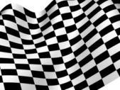 Checker background. — Stock Photo