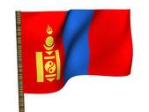 Mongolia. — Stock Photo