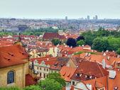 Praag. tsjechië. — Stockfoto