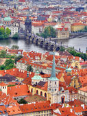 Prague. Czechia — 图库照片