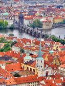 Praha. czechia. — Stock fotografie