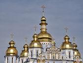 Ancient church. Kiev. — Stock Photo