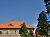 Czechy wschodnie. — Zdjęcie stockowe