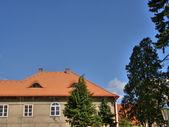 Leste chéquia. — Foto Stock