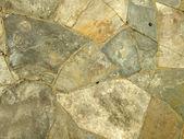 Eski taş döşeme — Stok fotoğraf
