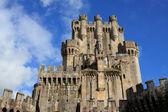 Castelo de butron, espanha — Foto Stock