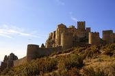 Castle of Loarre, Spain — Stock Photo