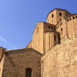 Castle of Cardona, Spain - Stock Photo
