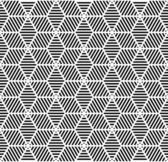 Seamless geometric pattern. — Stockvector