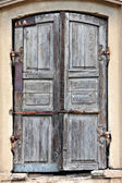 Old timeworn doors. — Stock Photo