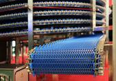 Multilevel conveyor — Stock Photo