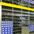 Foto de Stock  : Warehouse interior