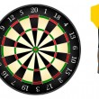 Darts Board — Stockvector #7266936
