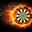Stockfoto: Darts Board
