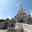 Disneyland Paris Castle - Stock Photo