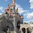 Stock Photo: Disneyland Paris Castle
