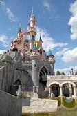 Disneyland Paris Castle — Stock Photo