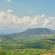 Cretan landscape — Stock Photo