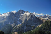 Marmolada mountain — Photo